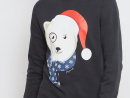 One for the A/C As much as we enjoy a winter walk on the beach, the idea of cold Christmas is hard to shake off. Festive freezes are aren't likely, but at least you can get in the ice cool spirit with a polar bear.Dhs83. Jack and Jones, www.namshi.com.