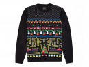 One for gamers Pop culture references in Christmas clothing are great ice-breakers at parties. Game of Thrones, Star Wars, superheroes are all available, but we're fond of this retro gaming number.Dhs95 (plus postage). Burtons, www.asos.com.