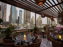RÜYAThis classy Turkish restaurant from chef Colin Clague offers up signature dishes and Marina views, which makes for a powerful combination. Grab a seat on the terrace and look out towards the iconic Cayan Tower.Open Sun-Thu 6pm-1am, Fri noon-3.30pm, 7pm-2am, Sat noon-3.30pm, 7pm-1am, Grosvenor House, Dubai Marina (04 399 9123).