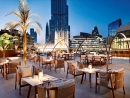 ZetaPerched on the pool terrace overlooking vistas of the Burj Khalifa and The Dubai Fountain, Zeta presents Californian-Asian cuisine, plenty of sushi and sashimi as well as tartare, tempura and seafood. It's also top value and one of the best-priced places to get a drink with such stunning views.Open Sat-Wed 4pm-midnight, Thu-Fri 4pm-1am. Address Downtown, Downtown Dubai, www.addresshotels.com (04 888 3444).