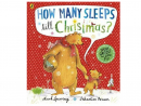 How Many Sleeps until Christmas?By Mark Sperring and Sebastien BraunIt's the question asked by all children as soon as they are old enough to form their first words, and in this cute story Daddy Grizzle lets Little Pip know that there are four more sleeps until Christmas day. And so the festive countdown begins for the excited cub.