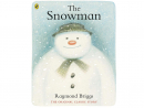 The Snowman By Raymond BriggsIt's the Christmas cartoon everyone knows and loves, but the book, which has no words – you won't be able to resist singing Walking in the Air though – is beautifully illustrated following the journey of a little boy and his snowman, who magically comes to life.