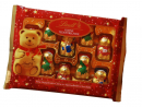 Dhs27 Lindt Christmas bear chocolate Almost too cute to eat... We said almost. www.amazon.ae.