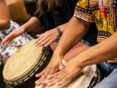 Friday December 13Desert Christmas drummingMusical family? Gather the gang for an evening of guided drumming under the full moon on Friday December 13. There's set to be a visit from Santa, too.From Dhs280 (per person). Fri Dec 13, 6pm-11pm, Al Awir Desert, www.dubaidrums.com (056 744 2129).