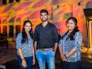 Soumya Lathesh, Lathesh Purushothaman and Anuvinda Navin