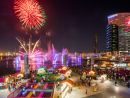 Fireworks displaysDubai Shopping Festival is home to spectacular fireworks displays. You can head to The Beach, Al Seef, La Mer, Dubai Festival City, The Frame and The Pointe to see the shows this month.www.visitdubai.com.