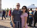 Todd Van and Linh Va