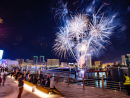 See free fireworks There are fireworks going on across town this week, culminating on Saturday February 1 with shows at 8.30pm at The Beach, 9.30pm at La Mer and 10.30pm at Al Seef. Don't miss it. timeoutdubai.com/dsf-2020.