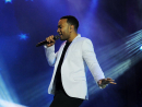 See John Legend in Dubai All of Me singer John Legend is here for a massive one-off concert at Coca-Cola Arena in City Walk on Friday January 31, as part of the festival's closing celebrations. Tickets are available from Dhs195.Dhs195. Fri Jan 31. Coca-Cola Arena, City Walk, visitdubai.com.
