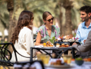 Jumeirah Al Qasr brunchCouples, be sure to come dressed up to this Al Qasr brunch, as the best dressed couple will get a free couple's Talisa Spa massage. Meanwhile a lady 'dressed to kill' will win a complimentary one night's stay at Jumeriah Al Qasr.Dhs480 (soft drinks), Dhs577 (house beverages), Dhs795 (bubbly). Fri Feb 14, 12.30pm-4pm. Jumeirah Al Qasr, Umm Suqeim, www.jumeirah.com (04 432 3232).