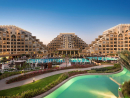 Rixos Bab Al BahrBeachside hotel Rixos Bab Al Bahr in Ras Al Khaimah is offering an all-inclusive Valentine's Day package, with a two-night stay that includes unlimited sparkling throughout. Couples can take on a list of dining options offering international cuisine and unlimited sparkling beverages in the hotel's 14 restaurants and bars. Just to up the romance, the deal for two also includes a romantic in-room set up with a bottle of sparkling, an in-room breakfast spread to wake up to and brilliant views of Al Marjan Island Beach.From Dhs1,399. Sat Feb 1-Sat Feb 29. Rixos Bab Al Bahr, Ras Al Khaimah www.rixos.com (07 202 0000).