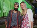 Mohammed Kamal and Laura Maciunaite