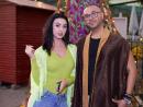 Lina Simenait and Abdulrahman Arar