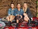 Alice Eastman, Chloe McCartney and Sarah Morgan