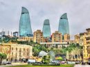 Baku, Azerbaijan With high peaks, lush greenery and stunning modern architecture, Baku is stunning place to explore. And with it being just three hours away from Dubai, it's an ideal place to visit for a quick getaway.Best for: A quick city breakFlight time: Three hoursPrice: Starting from Dhs957 – www.skyscanner.ae