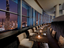 NEOSThis superb bar at Address Downtown has a daily happy hour as good as the stunning views of the Burj Khalifa. Nothing is safe at this bar from discount at this bar because every food and drink item on the menu is available for 50 percent off from 5pm until 8pm. So go grab a drink and ogle out the window from the 63rd floor.Daily 5pm-8pm. Address Downtown, Downtown Dubai (04 888 3444).