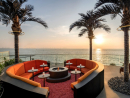 SOBE Get ready to be seriously impressed, and don't even think about complaining about the journey time round the crescent. This swanky bar picked up our Best New Nightlife Venue 2019. Instantly popular among residents, this rooftop bar at W Dubai – The Palm has some incredible views, Miami vibes (with its name coming from the city's South Beach), palm trees, pinball machines, neon lights and funky tunes. It also has some decent bar food and friendly waiting staff ready to have a bit of a laugh. Top notch – and a must-visit at sunset.Open Sat-Tue 4pm-1am, Wed-Fri 4pm-4am. W Dubai – The Palm, Palm Jumeirah (04 245 5555).