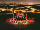 Take a trip to Sharjah Light Festival This year's show will light up a number of venues in the emirate including University City Hall, the American University of Sharjah and the Khalid Lagoon.Free. Sun-Thu 6pm-11pm; Fri-Sat 6pm-midnight. Various locations.