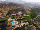 JA Hatta Fort HotelTake your love to new heights and book an unforgettable experience which includes a scenic helicopter tour across Hatta with pick up from the Palm Jumeirah and drop off in the Hajar Mountains at JA Hatta Fort Hotel. After being greeted with a floral bouquet and VIP refreshments, guests will be welcomed to an expansive three-bedroom villa located in an exclusive area of the resort, serviced by a private butler. An indulgent breakfast will be served in the villa on both mornings, and each day will be filled with romantic activities ranging from a bicycle tour of Hatta with tour guide, a surprise gift during the stay, a Chef's Table experience at sunset, a couples' massage treatment in the villa or milk bath prepared in villa's private Jacuzzi, romantic horse riding, a pedal boat ride for two at Hatta Dam and a private movie night at the Gazebo Pool under the stars.Dhs25,000 (helicopter tour with two-night stay). JA Hatta Fort Hotel, Hatta (04 809 9333).
