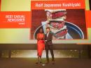 Best Newcomer Casual: Reif Japanese Kushiyaki, Dar Wasl Mall, Jumeirah
