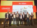 Best Lebanese: Ibn AlBahr, Club Vista Mare, Palm Jumeirah