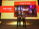 Best Pub: Crown & Lion, Byblos Hotel Dubai, Barsha Heights