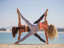 Get stretchingEnjoy two days of free classes, talks, workshops, meditation sessions and more at XYoga this weekend. Running on Friday and Saturday (February 21-22) at Kite Beach, there's loads to do.Free. Feb 21-22, 7am-5pm. Kite Beach, Umm Suqeim, xyogadubai.com.