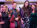 Marciarn Vardakas, Petra Szabo, Jovana Kapun and Niharika Pal