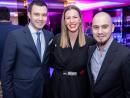 Stasha Toncev, Milos Zekovic and Uros Mitrasinovic