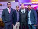 Michael Fons, Nikhilesh Krishnan, Joao Garcia and Mohamad Elatafy