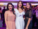Gabriela Alexe, Nonna Goglidze and Valeriia Trushina