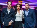 Anushervon jalilov, Alexandra Puscas and Panagiotis Achamnos