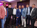 John Coelho, Guillermo Vidales, Benjamin Granwin, Ivan Jacob, John Sinjobi, Sebastian Perez and Elroy Dias