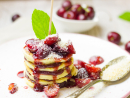 Tuck into pancakes at Dubai's Café Social with the kids