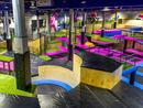 The world's first freestyle terrain park BOUNCE-X is launching in Dubai