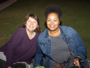 Kimberly Nyabels and Tanesha Tillman