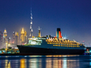 March 6Hear Irish Music in the Movies at QE2Listen to popular Irish soundtracks performed live by Dubai entertainer Paddyman, on board the iconic QE2.From Dhs150. Fri Mar 6. Shows at 2.30pm and 7.30pm. Theatre by QE2, QE2, Port Rashid, Bur Dubai, www.theatrebyqe2.com.