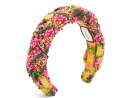 Gucci – Braided wool-blend tweed headband from MatchesFashion, Dhs1,320