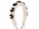 Shrimps – Blaze faux-pearl embellished headband from MatchesFashion, Dhs650