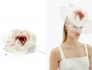Stephen Jones – Proposal floral tulle fascinator from MatchesFashion, Dhs2,135