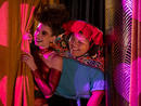 GLOW Three seasons, 30 episodesWhat is it?A dramedy about a female wrestling team.Why watch?Based on the 2012 documentary 'GLOW: The Story of the Gorgeous Ladies of Wrestling, we're introduced to out-of-work actor Ruth Wilder (Alison Brie) who ends up auditioning for a women's wrestling promotion. Set just after the women's liberation movement in 1985, the show questions just how much has really changed and whether the women taking part in GLOW are empowered or exploited.
