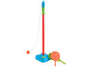 Early Learning Centre Volley Strike Pole Set Dhs169 Suitable for a full family afternoon of fun, Early Learning Centre's volley strike pole set is a great way to develop hand to eye coordination. Divide your kiddies into two teams where each player bats the ball and forward as it swings around the pole. The contestant who bats the ball past the other player moving the cord up or down the spiral wins the game. Unleash their competitive side.www.sprii.ae.