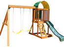 Kidkraft Ainsley Outdoor Swing Set Dhs1,799 If you've got the space for one of these play sets, you will be the most incredible parents in the eyes of your little people. It's not dissimilar to something they'd find in their local park, but much better being at the end of their garden.www.mumzworld.com.