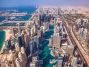 2003 saw the beginning of Dubai Marina being developed – look at it now. Credit: @100.pixels