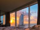 Imagine having this stunning view of Dubai's Burj Al Arab Jumeirah? Credit: @abdulazizbusaud