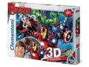 Dhs48 Clementoni The Avengers3D Vision PuzzleThere are 104 pieces for kids six and over to create this superheroes scene. And when they have, the 3D glasses will bring it to life.www.firstcry.ae.