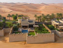 Qasr Al Sarab Desert Resort by AnantaraIf there was ever a visual representation of an oasis in the desert, the Qasr Al Sarab Desert Resort by Anantara would be the picture perfect image. The décor of its 154 rooms and 52 villas is brimming with rich colours and beautifully designed fabrics giving off rustic Arabian vibes and select pool villas come complete with private plunge pools overlooking the picturesque desert. Abu Dhabi, www.anantara.com/en/qasr-al-sarab-abu-dhabi (02 886 2088).