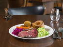 Go out for a roast dinner at Marina Social