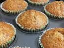 Recipe: Banana and walnut muffins