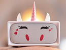 Dhs213 Unicorn speakerGet ready for them to blast Let it Go out in style on this super cute speaker.www.prezzybox.com